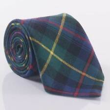 Mens Farquharson Tartan 100% Lambswool Scottish Tie