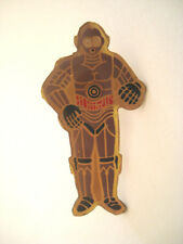 PINS RARE C-3PO LE ROBOT PERSONNAGE STAR WARS TV CINEMA BD