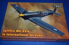 Sword SW72068 - Spitfire Mk.XVIe in International Service  scala 1/72