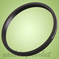 72mm to 67mm 72-67mm 72mm-67mm 72-67 mm Stepping Step Down Filter Ring Adapter
