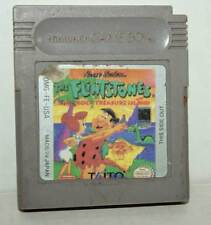 THE FLINTSTONES KING ROCK TREASURE ISLAND USATO NINTENDO GAMEBOY USA GD1 43737