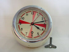 VOSTOK 5-ChMT OLD RUSSIAN NAVY BOAT/SHIP SUBMARINE CABIN RADIO DECK-HOUSE CLOCK