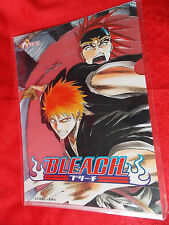 NEW!! BLEACH A4 Size FILE FOLDER / NATSUCOMI 2006 FAIR LIMITED / UK DESPATCH