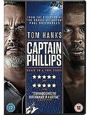 Captain Phillips (DVD, 2014)