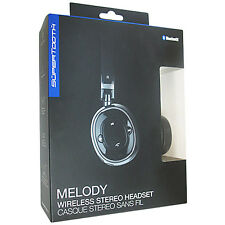 NEW Supertooth MELODY Bluetooth Over the Head Stereo Headphone for Galaxy S3 OEM