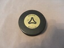 Officiel Official Hockey Puck Made in Czechoslovakia Used
