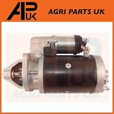 Case International 275,276,354,374,384,414,444,B275,B414 Tractor Starter Motor