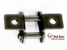 #50-K1-C/L Roller Chain Connecting Link K-1 Attachment Qty 5