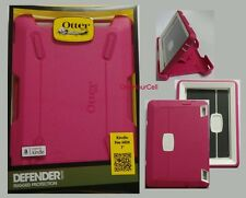 "Otterbox Defender Case Amazon Kindle Fire HDX 7"" 2013 Pink New 77-33647"