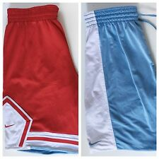 Nike Mens M Medium L Large Sport Athletic Shorts Reversible Basketball Active