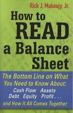 How to Read a Balance Sheet: The Bottom Line on What You Need to Know about Cas