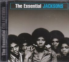 THE ESSENTIAL JACKSONS on CD - NEW