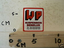 STICKER,DECAL WP SUSPENSION  BENELUX MX MOTOCROSS ? B