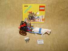 LEGO Sets: Castle: Lion Knights: 6016-1 Knights' Arsenal (1987) 100% w/ INST #3