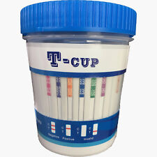 (250) 14 Panel Instant Drug Test Cups with Adulteration Work School Home Sports