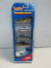 Hot Wheels 5 Car Gift Pack Showroom Specials w BMW Roadster