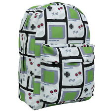 NEW OFFICIAL Nintendo Game Boy Classic / Retro Backpack / Bag / Rucksack