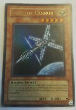 Satellite Cannon CP01-EN001 Ultra Rare from 1st champion pack holo foil yu gi oh