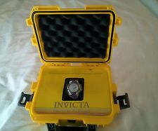 Invicta Reserve Women's Bolt Quartz Chronograph Silicone Strap Watch 18896-3YB