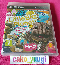 LITTLE BIG PLANET GAME OF THE YEAR EDITION LITTLEBIGPLANET SONY PS3 NEUF 100%FR
