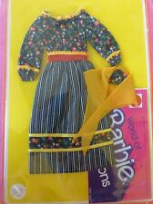 1975 BARBIE BEST BUY FASHIONS # 2561 VINTAGE KLEIDUNG MATTEL RAR NRFB