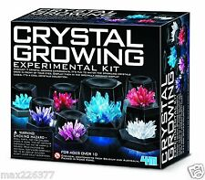 Crystal Growing 4m Experiment Kit New Educational Children Science Fast ship toy