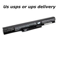 Genuine Original 40WH VGP-BPS35A Battery Sony Vaio 14E 15E SVF14215SC SVF15218SC