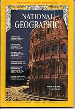 national geographic-JUNE 1970-ROME.