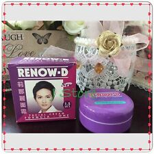 2 RENOW-D FACIAL  CREAM FORMULA ONE ACNE CONTROL REMOVE BLEMISHES  ACNE SPOTS