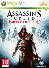 Assassin's Creed Brotherhood XBOX360 - totalmente in italiano