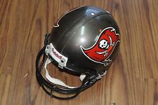 1998-2001 Jamie Duncan #59 Game Used Worn Signed Tampa Bay Buccaneers Helmet