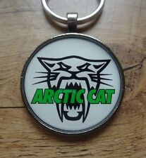 Arctic Cat Snowmobile Reproduction Keychain ZR Firecat F7