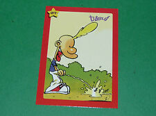 N°27 TITEUF  MEGADEFI TRADING CARDS PANINI 2003 ZEP PHILIPPE CHAPPUIS BD IMAGES