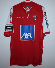 Rare Braga Portugal match worn or issue shirt 11/12 #3 Paulao