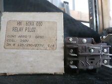 Carrier HN61KX010 Pilot Duty Relay
