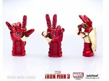 MARVEL AVENGERS USB FLASH DRIVE 8GB IRON MAN 3 MARK 42 HAND LED NEW