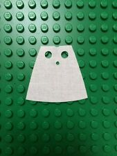 1 custom made to fit  lego Minifig Cape White Storm Trooper Imperial Guard