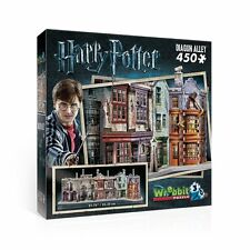 Wrebbit 3D Puzzle Harry Potter Diagon Alley Puzzle