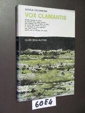 Caldarone VOX CLAMANTIS (60 E 4)