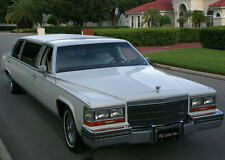 Cadillac: DeVille LIMO - 34K