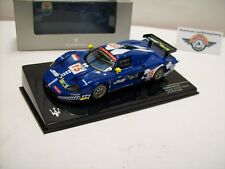 "Maserati Mc12 #15 ""SPA FIA GT 2008"", Maserati-Dealer (IXO) 1:43, OVP"
