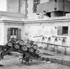 GIBRALTAR c. 1950 -  Espagne - Lot de 13 Négatifs 6 x 6 - 12
