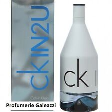 CK IN2U HIM AFTER SHAVE LOTION - 100 ml