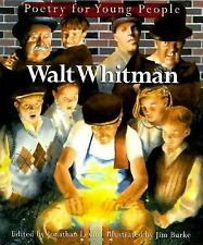Poetry for Young People: Walt Whitman Jonathan Levin~Jim Burke Hardcover