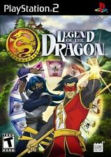 Legend of the Dragon for PS2 L@@K New
