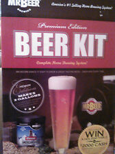 MR. BEER Complete Home Brewing System,Beer Kit,BRAND NEW IN BOX w/DVD HOW-TO-DO