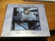 Patrick McGinley – All Over the Place. 19 track CD Digi Gatefold Blue Flame rec