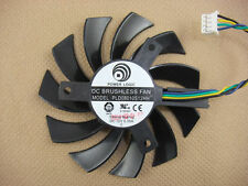75mm VGA Video Card Fan Replacement 40mm MSI GTX460 HAWK R6870 PLD08010S12HH 177