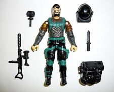 GI JOE LOW LIGHT Vintage Action Figure COMPLETE 3 3/4 C9+ v3 1991