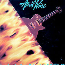 Walking through Fire by April Wine (CD, 1985, Capitol/EMI Records)